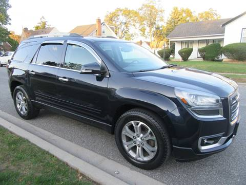 2015 GMC Acadia for sale at First Choice Automobile in Uniondale NY