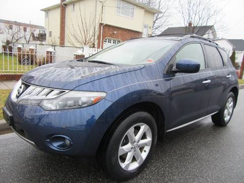 2010 Nissan Murano for sale at First Choice Automobile in Uniondale NY