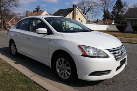 2014 Nissan Sentra for sale at First Choice Automobile in Uniondale NY