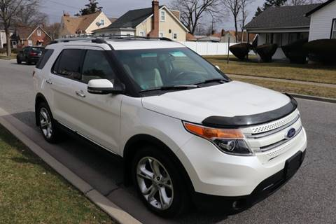 2012 Ford Explorer for sale at First Choice Automobile in Uniondale NY
