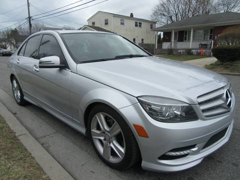 2011 Mercedes-Benz C-Class for sale at First Choice Automobile in Uniondale NY