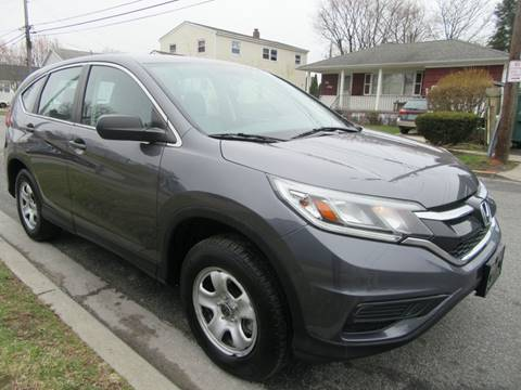 2016 Honda CR-V for sale at First Choice Automobile in Uniondale NY
