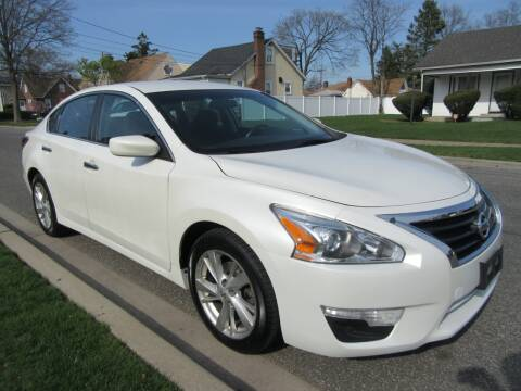 2014 Nissan Altima for sale at First Choice Automobile in Uniondale NY