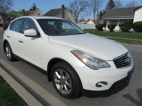2008 Infiniti EX35 for sale at First Choice Automobile in Uniondale NY