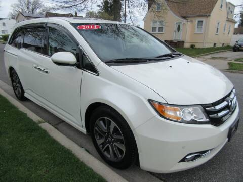 2014 Honda Odyssey for sale at First Choice Automobile in Uniondale NY