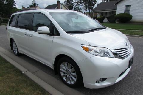 2014 Toyota Sienna for sale at First Choice Automobile in Uniondale NY