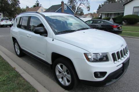 2016 Jeep Compass for sale at First Choice Automobile in Uniondale NY