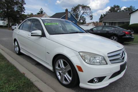 2010 Mercedes-Benz C-Class for sale at First Choice Automobile in Uniondale NY