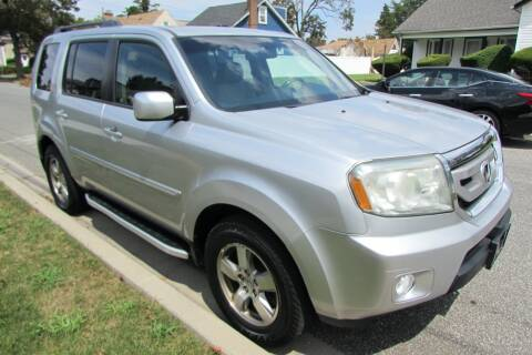 2010 Honda Pilot for sale at First Choice Automobile in Uniondale NY