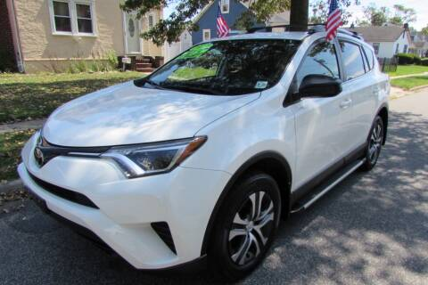 2017 Toyota RAV4 for sale at First Choice Automobile in Uniondale NY