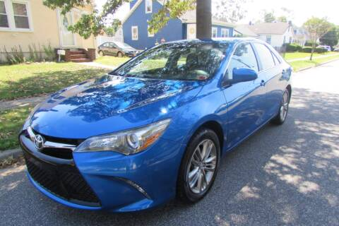 2017 Toyota Camry for sale at First Choice Automobile in Uniondale NY
