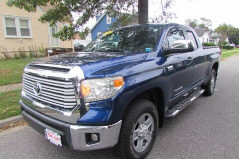 2014 Toyota Tundra for sale at First Choice Automobile in Uniondale NY