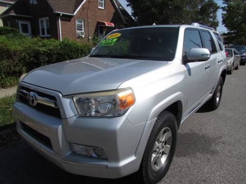 2010 Toyota 4Runner for sale at First Choice Automobile in Uniondale NY