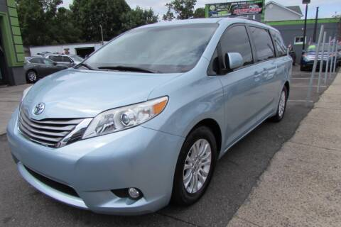 2016 Toyota Sienna for sale at First Choice Automobile in Uniondale NY