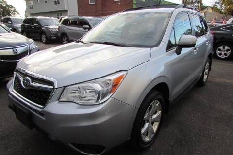 2015 Subaru Forester for sale at First Choice Automobile in Uniondale NY