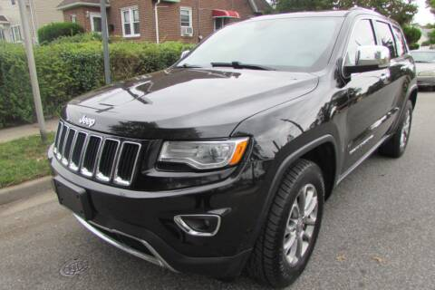 2016 Jeep Grand Cherokee for sale at First Choice Automobile in Uniondale NY