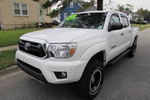 2015 Toyota Tacoma for sale at First Choice Automobile in Uniondale NY