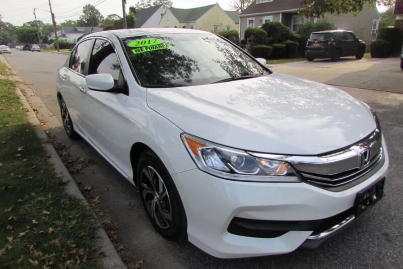 2017 Honda Accord for sale at First Choice Automobile in Uniondale NY