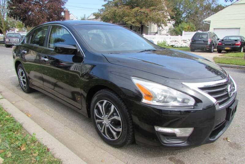 2013 Nissan Altima for sale at First Choice Automobile in Uniondale NY