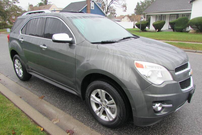 2013 Chevrolet Equinox for sale at First Choice Automobile in Uniondale NY