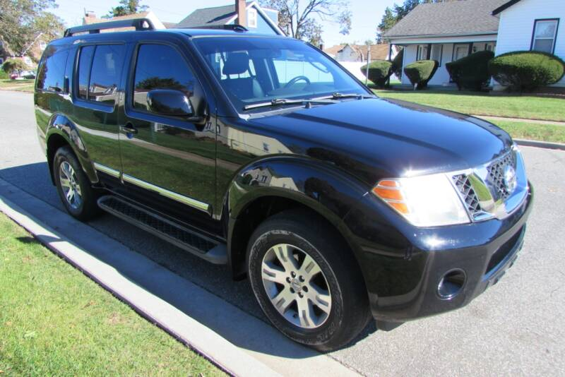 2011 Nissan Pathfinder for sale at First Choice Automobile in Uniondale NY