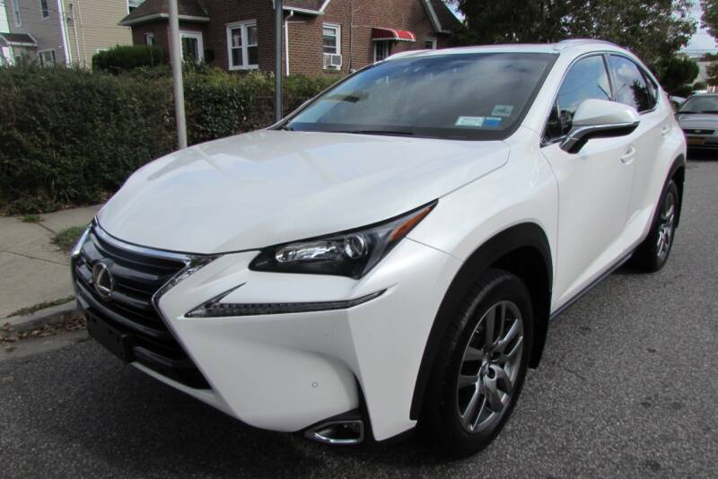 2015 Lexus NX 200t for sale at First Choice Automobile in Uniondale NY