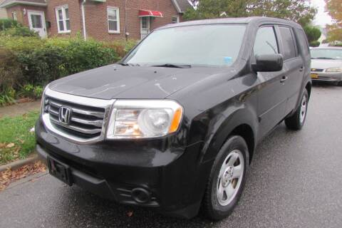 2014 Honda Pilot for sale at First Choice Automobile in Uniondale NY