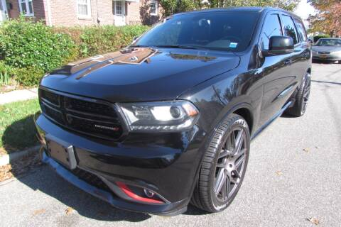 2015 Dodge Durango for sale at First Choice Automobile in Uniondale NY