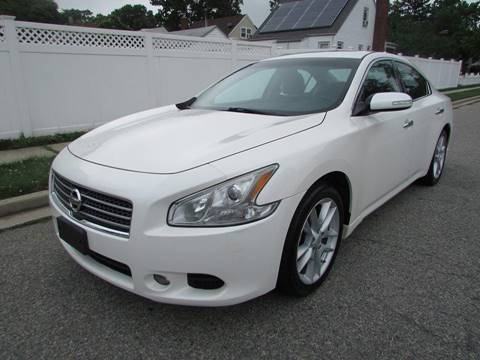 2010 Nissan Maxima for sale at First Choice Automobile in Uniondale NY