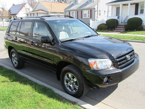 2007 Toyota Highlander for sale at First Choice Automobile in Uniondale NY