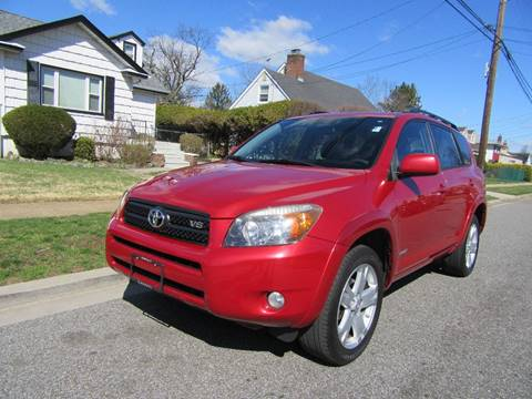 2006 Toyota RAV4 for sale at First Choice Automobile in Uniondale NY