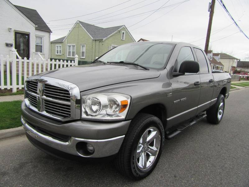 2007 Dodge Ram Pickup 1500 for sale at First Choice Automobile in Uniondale NY