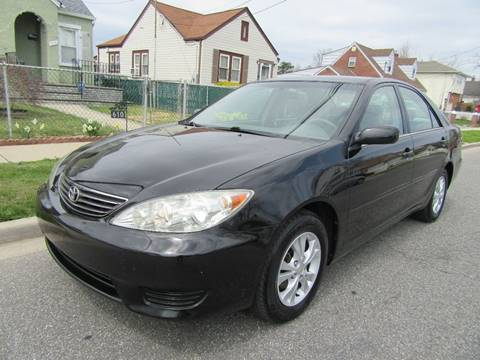 2006 Toyota Camry for sale at First Choice Automobile in Uniondale NY