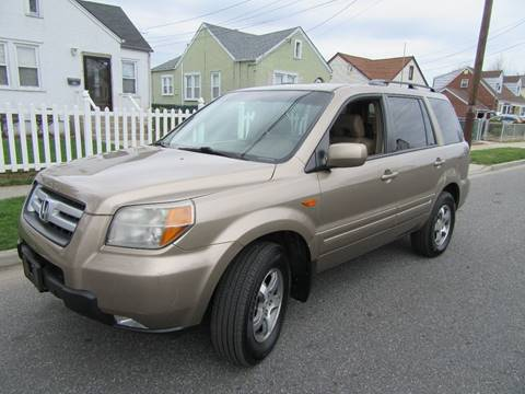 2007 Honda Pilot for sale at First Choice Automobile in Uniondale NY