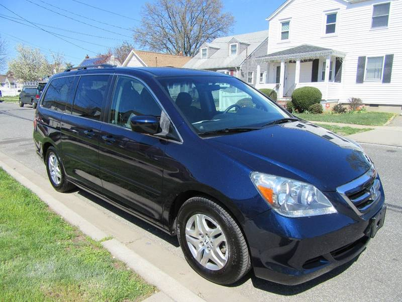 2007 Honda Odyssey for sale at First Choice Automobile in Uniondale NY