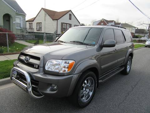 2007 Toyota Sequoia for sale at First Choice Automobile in Uniondale NY