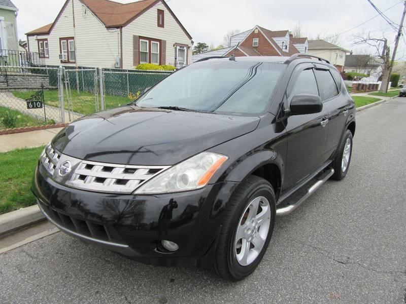 2005 Nissan Murano for sale at First Choice Automobile in Uniondale NY