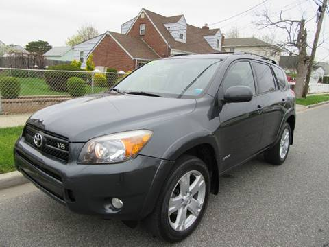 2007 Toyota RAV4 for sale at First Choice Automobile in Uniondale NY