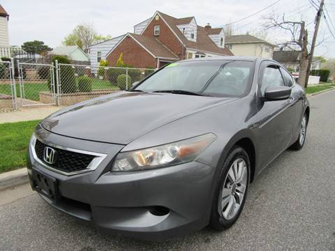 2008 Honda Accord for sale at First Choice Automobile in Uniondale NY