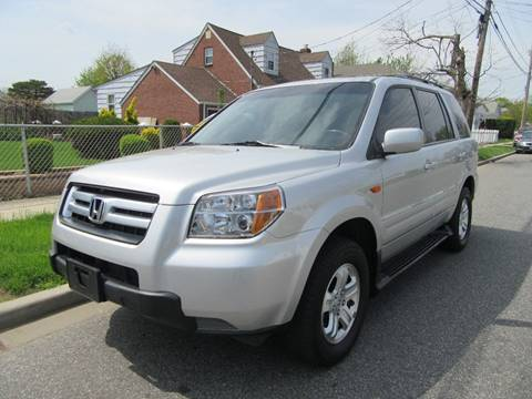 2008 Honda Pilot for sale at First Choice Automobile in Uniondale NY