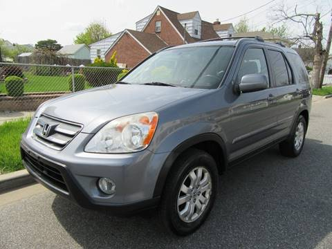 2005 Honda CR-V for sale at First Choice Automobile in Uniondale NY