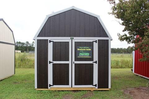 2018 Premier Portable Building Lofted Barn for sale in La Grange, NC
