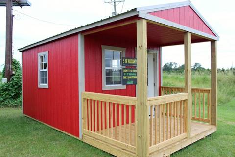 2018 Premier Portable Cabin for sale in La Grange, NC