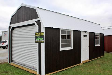 2018 Premier Portable Lofted Garage for sale in La Grange, NC