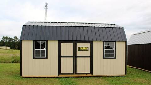 2018 Premier Portable Building Side Lofted Barn for sale in La Grange, NC