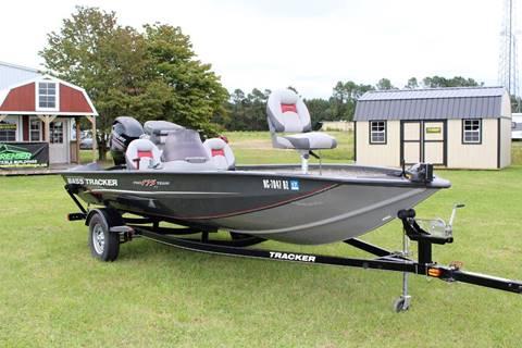 2014 Bass Tracker for sale in La Grange, NC