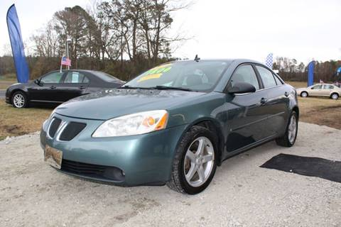 2009 Pontiac G6 for sale in Pink Hill, NC