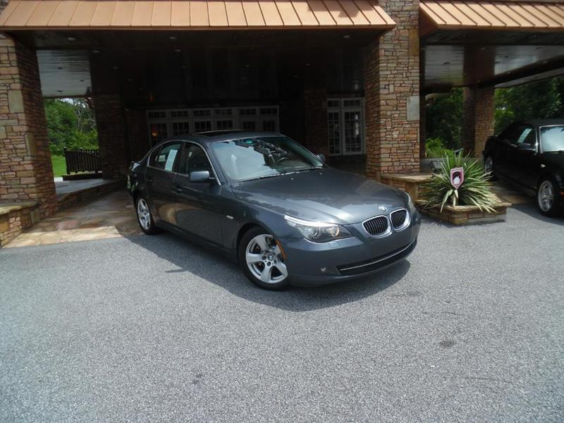 2008 bmw 5 series 535i in lawrenceville ga luxury economy cars. Black Bedroom Furniture Sets. Home Design Ideas