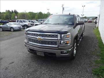 2015 Chevrolet Silverado 1500 for sale in Ebensburg, PA