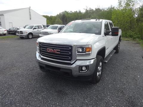 2017 GMC Sierra 2500HD for sale in Ebensburg, PA